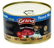 Grand Super Premium Dog Adult masová směs 405 g